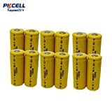 Combo:12pc 4/5A 1200mAh Ni-CD Rechargeable Battery For Solar Light,Garden Light