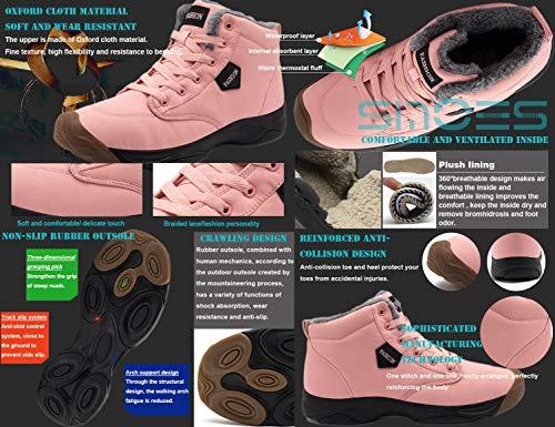 De Aire Montaña Exterior Zapatos Hombre Botas Libre Deportes Sinoes Rosa Y Senderismo 596 Trekking Impermeables q0EBBF4