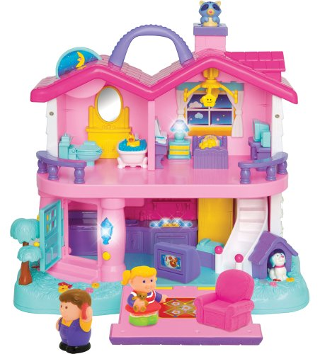 Dollhouse Small World Toys Preschool - My Sweet Home B/O
