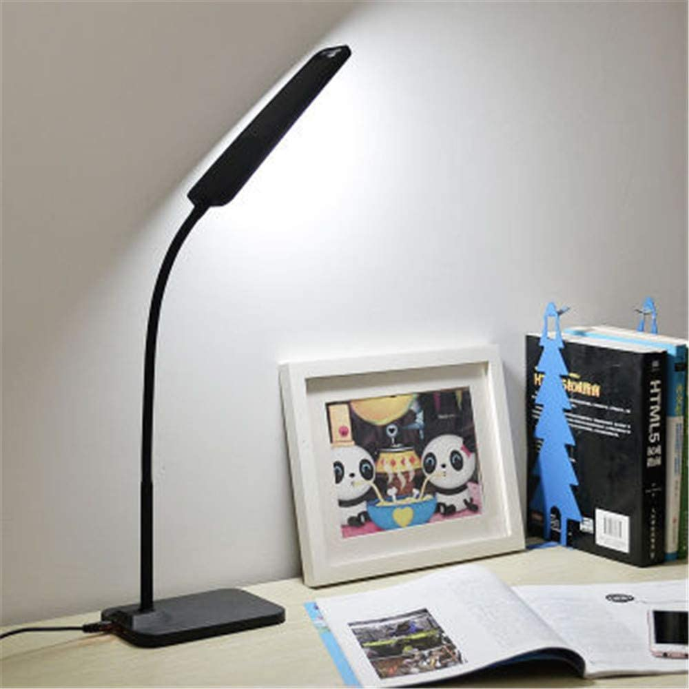 De Escritorio Led Atenuación Lámpara De Lectura De Estudio Lámpara ...