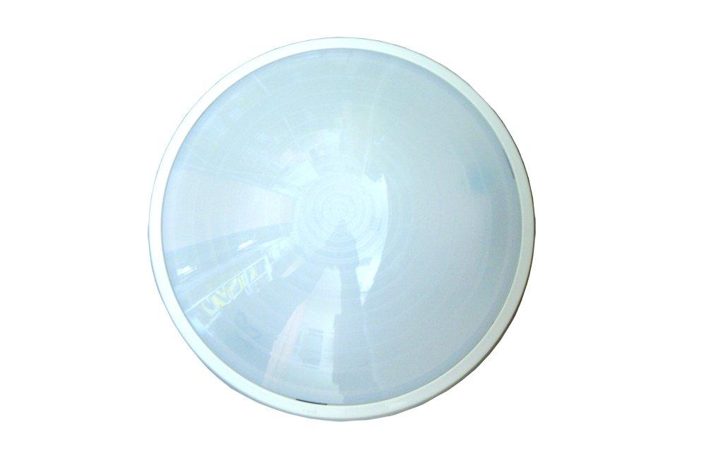 L'Ébénoïd EBE278684 - Plafón para techo con detector de alta frecuencia (ecológica, incluye 1 bombilla 14 W, 230 V)