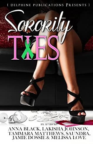 book cover of Sorority Ties
