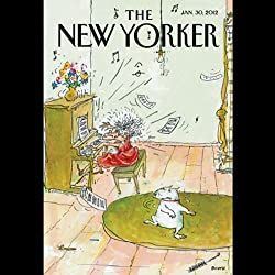 The New Yorker, January 30th 2012 (Jonah Lehrer, Nick Paumgarten, Adam Gopnik)