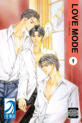 Love Mode Volume 9: (Yaoi) by Shimizu Yuki (May 05,2008)