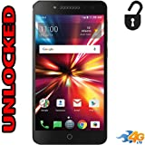 Alcatel Pulsemix Unlocked 4G LTE 5085C (Cricket) 5 inch 16GB Usa Latin & Caribbean Bands Android 7.0 Liberado
