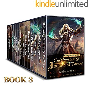 Cultivation to Immortal Throne Complete Box Set 3: Evil East Lord (Sovereign of Martial Worlds Series) (English Edition)
