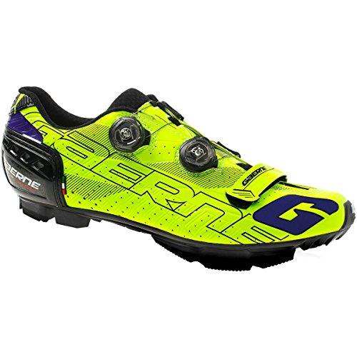Gaerne Sincro Carbon Ltd MTB Chaussures 2016Jaune EU 46