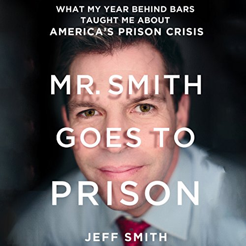 Mr. Smith Goes to Prison: What My Year Behind Bars Taught Me About America's Prison Crisis by Macmillan Audio