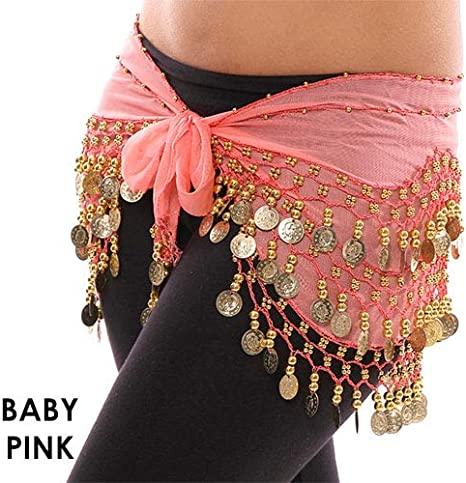 J.O.Y Falda de danza del vientre, tribal, gitano, baile, faldas de ...