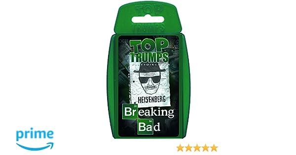 Top Trumps Juego de Cartas de Breaking Bad