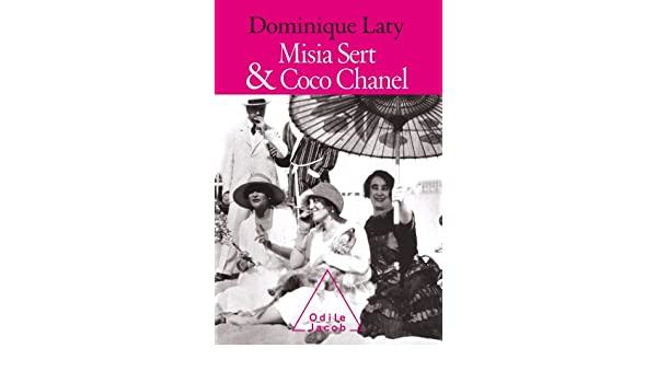 Misia Sert & Coco Chanel (Sciences Humaines) (French Edition)