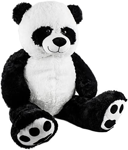 BABY SPIELZEUG: SÜSSE Panda Teddy Bär Plüschtier Kuschel