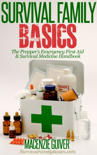 The Prepper's Emergency First Aid & Survival Medicine Handbook