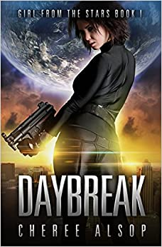 Girl from the Stars Book 1: Daybreak: Volume 1