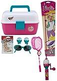Shakespeare Mattel Barbie Fishing Kit (Combo Package) Review