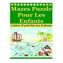 Mots croisés pour les enfants: Cahier d'activités les Enfants