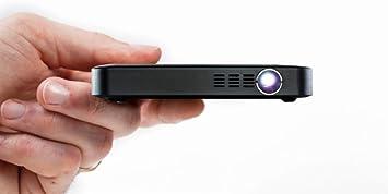 Amazon.com: Miroir Micro proyector de bolsillo M55 (Elemento ...