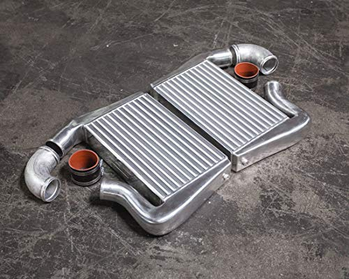 Agency Power AP-GTR-107 Kit (Upgraded Nissan GT-R R35 09-17-Stock Intercooler ()
