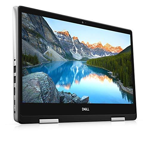 Dell Inspiron 14 5491 14 inch 2in1 Convertible Touchscreen FHD Laptop Silver Intel core i710510U 8GB