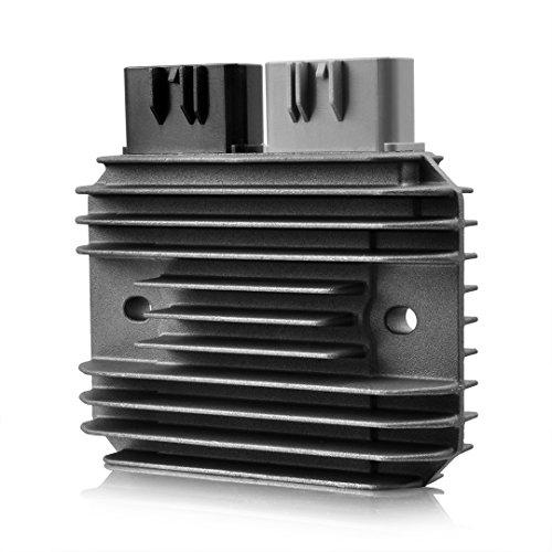 MZS Voltage Regulator Rectifier for Kawasaki Ninja ZX-6R 2009-2016,ZX-6R ABS 2013-2016,ZX-10R 2008-2016,ZX-10R ABS 2011-2015,ZX1000 2008-2014