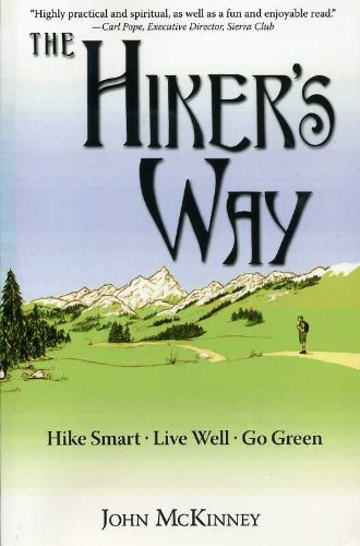 Hikers Hike Smart Live Green ebook product image
