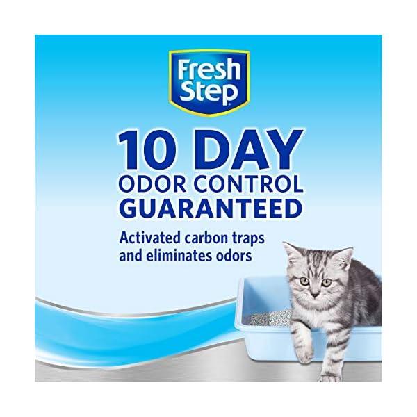 Cat Litter Fresh Step Ultra Unscented Litter, Clumping Cat Litter, 20 Pounds [tag]