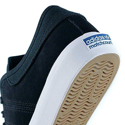 Homme Blanc Matchcourt Multicolore Negbas Rx2 adidas Chaussures de Skateboard Ftwbla Carton Noir qaXfn6