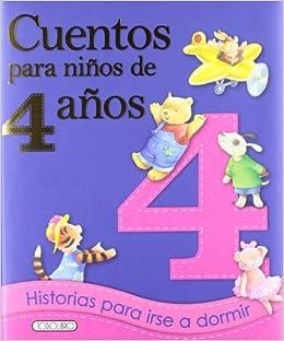Cuentos para niños de 4 años: 9788499138169: Amazon.com: Books