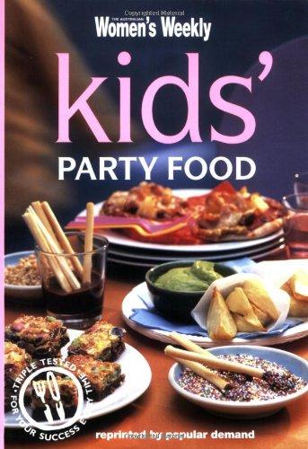 Creative Food Kids Party Food Australian Womens Weekly
