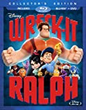 Wreck-It Ralph (Two-Disc Blu-ray/DVD Combo) Image