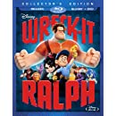 Wreck-It Ralph (Two-Disc Blu-ray/DVD Combo)