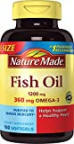 Best Nature Made Vitamins For Nails - Nature Made Fish Oil Omega-3 1200mg, 180 Softgels Review