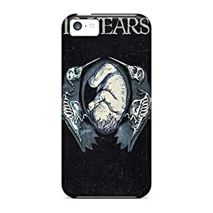 Protective Hard Phone Cover For Iphone 5c With Customized Stylish Breaking Benjamin Pictures DannyLCHEUNG