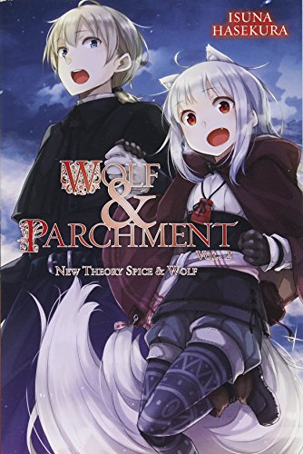 Wolf & Parchment: New Theory Spice & Wolf, Vol. 2 (light novel) [Hasekura, Isuna] (Tapa Blanda)