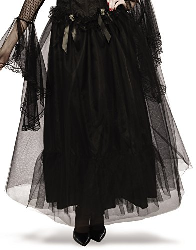 Steampunk Witch (Rubie's Costume Co. Women's Soulless Costume Skirt, Black, One Size)