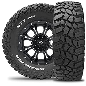 Cooper Discoverer STT Pro All-Terrain Radial Tire - 37X12.5R17 124Q