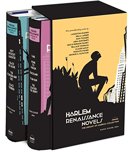 Search : Harlem Renaissance Novels: the Library of America Collection: (Two-volume boxed set)