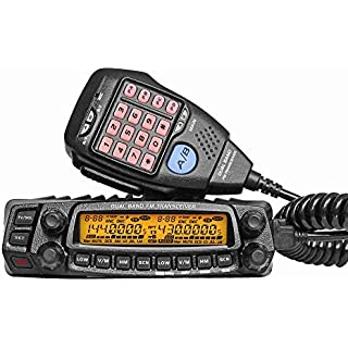 Sale AnyTone Dual Band Transceiver VHF/UHF AT-5888UV Two Way and Amateur Radio