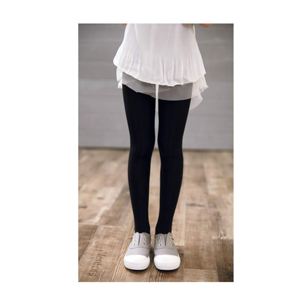 87fc8a250408 Tights for Girls Ballet Toddler Dance Leggings Pants Footed Kids ...