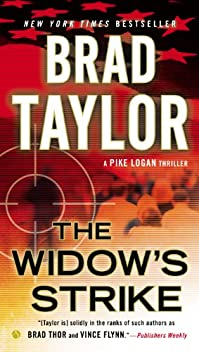 The Widow's Strike by Brad Taylor ebook deal