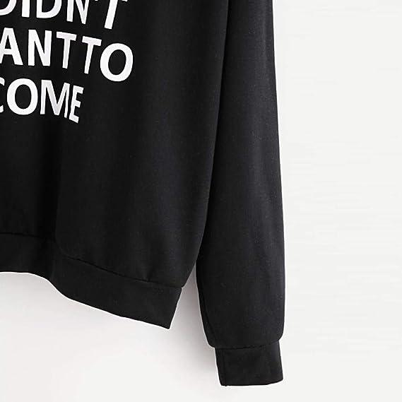Amazon.com: HGWXX7 - Sudadera con capucha para mujer, diseño ...