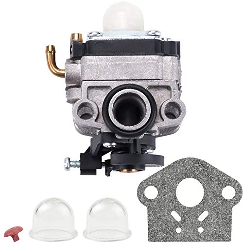 Kuupo Carburetor for Shindaiwa T230 T230X T230XR T282 T282X Gasket Parts Kit String Gas Trimmer BrushCutter 753-05251 MTD MP425 YMP425 Ryobi Carb Engine