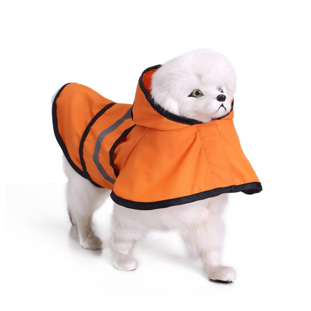 il miglior servizio post-vendita Animal Fashion Fashion Fashion Dog Raincoats con cappuccio impermeabile del cane tuta impermeabile  più preferenziale