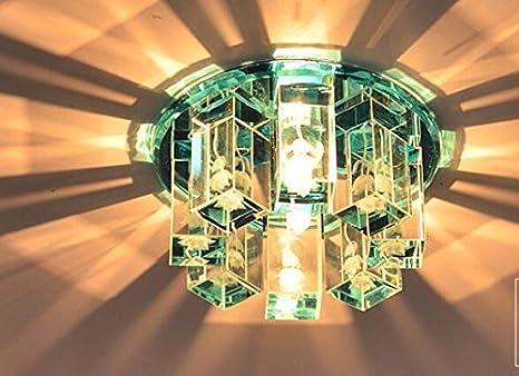 Moderne Lampen 66 : Midtawer moderne led lampe leuchtet die lampe kristall flur gang