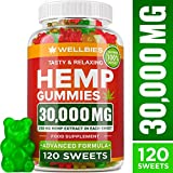 Hemp Sex Gummies - 30000MG of Hemp Oil in 100 Sweets