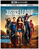 Image of Justice League (UHD/ BD) [Blu-ray]