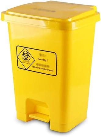 Poubelles ext/érieures en Plastique avec Poubelle Poubelles en Plastique for poubelles Poubelles de Recyclage des d/échets Poubelles de Rangement Poubelles de Rangement Bacs /à Ordures Ext/érieurs 15L