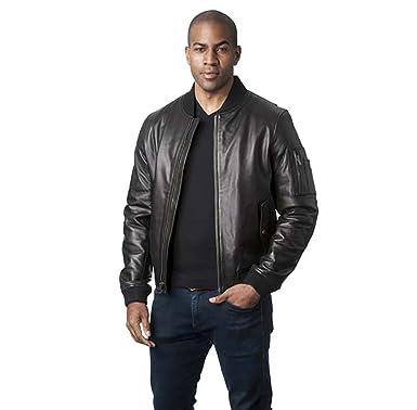 4557b4fdeb Mason   Cooper Avery Leather Jacket at Amazon Men s Clothing store