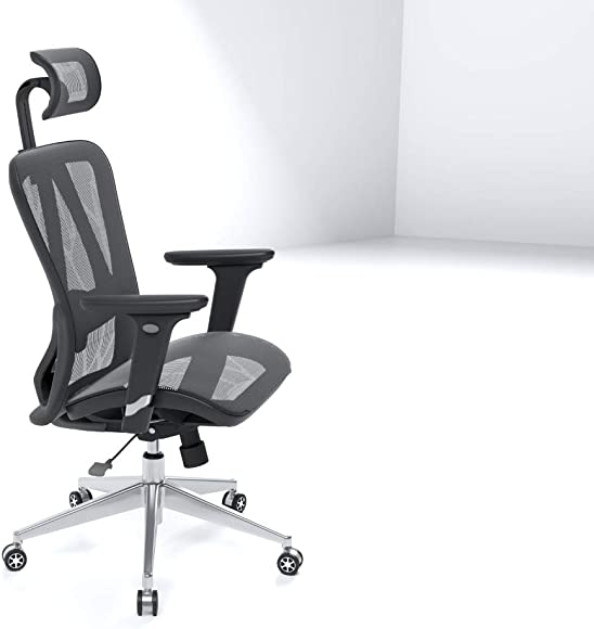Halter Executive Ergonomic Mesh Office Chair