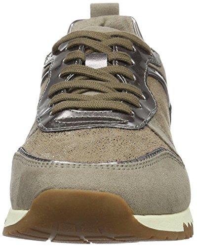 Tamaris 23601 - Zapatillas Mujer Marrón (PEPPER COMB 301)